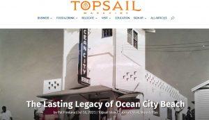 Lasting Legacy of Ocean City Beach